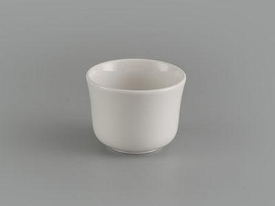 Tách không quai 0.16 L Jasmine Ly's trắng ngà