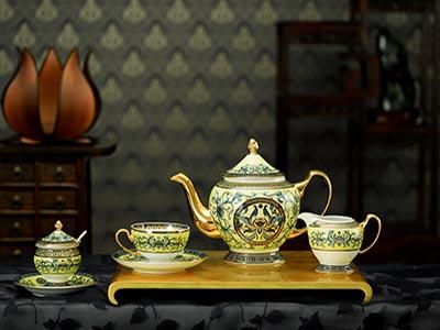 Bộ trà Hoàng Liên 1.3L