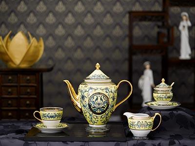 Bộ cà phê Hoàng Liên 1.5L