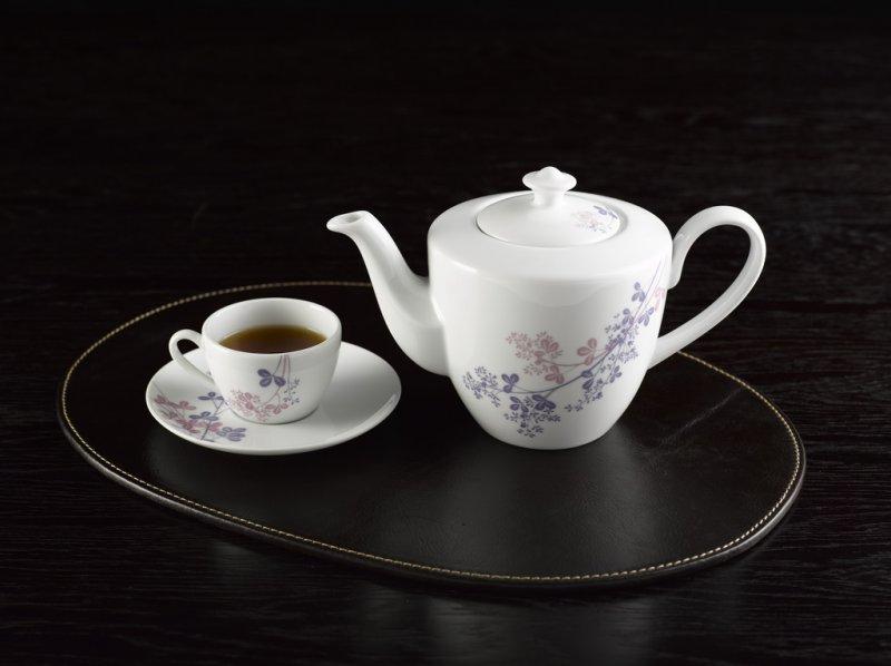 Bộ trà 0.65 L Daisy cỏ tím