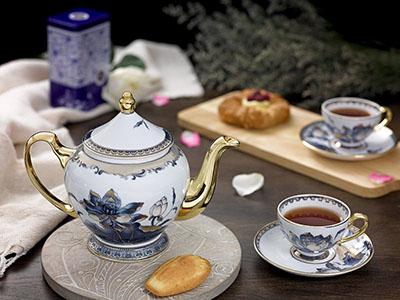 Bộ trà Sen Ngọc 0.8 L