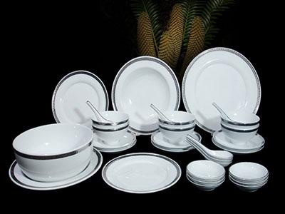 Bộ đồ ăn Sago Thiên Tuế 30 sản phẩm