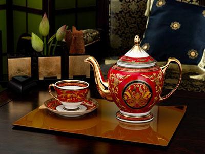 Bộ trà cao cấp Quốc Sắc 1.3 L