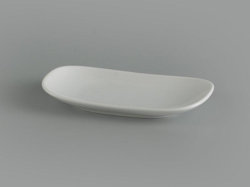 Khay khăn 13 cm  Jasmine Ly's trắng ngà