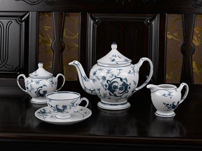 Bộ trà cao cấp Hoàng Cung Lạc Hồng 1.3 L