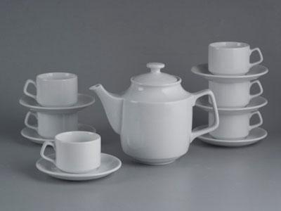 Bộ trà Jasmine Trắng 1.1 L