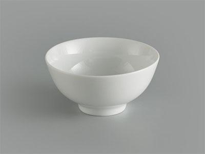 Chén cơm Jasmine Ly's trắng ngà 11.2 cm