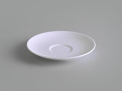 Dĩa lót chén cơm 15 cm Jasmine Ly's trắng ngà