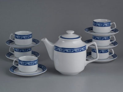 Bộ trà chim lạc 0.7 L