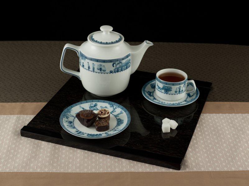 Bộ trà 0.7 L Jasmine thôn dã